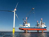 滤芯应用-风电行业