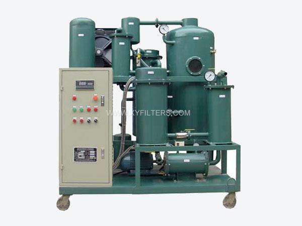 HLYC-G系列高固含量滤油机HLYC