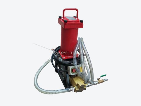 BLYJ-6手提小流量便携式液压油
