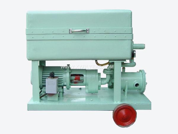 LY压力板框式滤油机