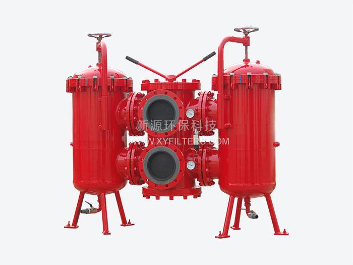 双筒大流量回油过滤器SDRLF系列