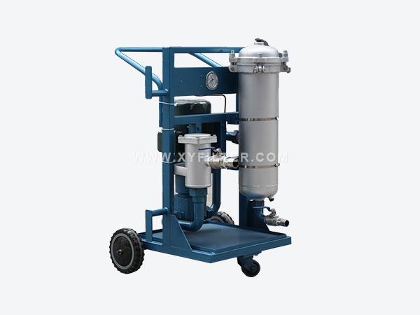 LYC-100A系列高精度滤油机