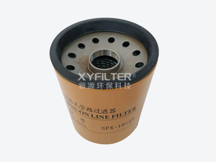 SPX-10x25旋转管路过滤器