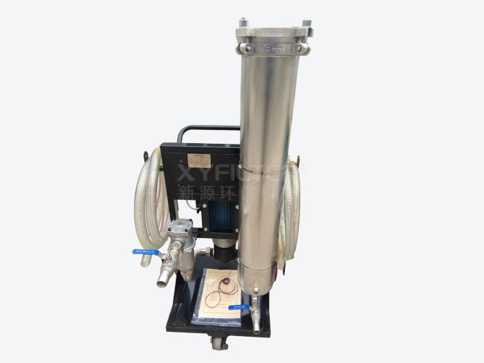 PFC8314-100-Z-K高效EH油滤油机XY-100型