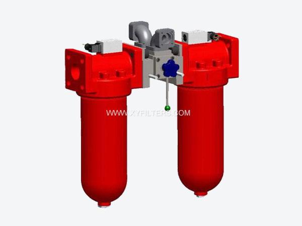 FMND双筒管路过滤器