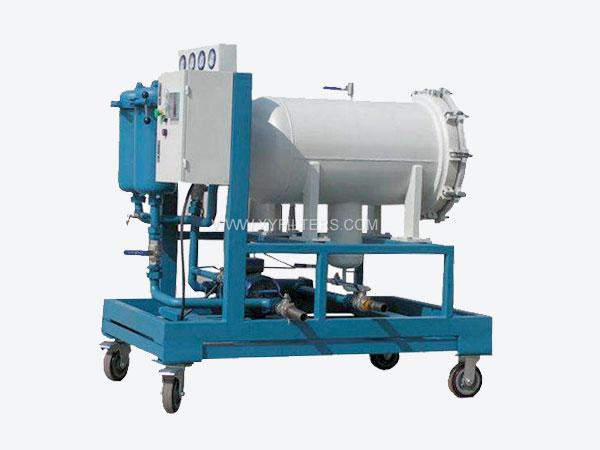 高精度HLYC-100J聚结脱水滤油机
