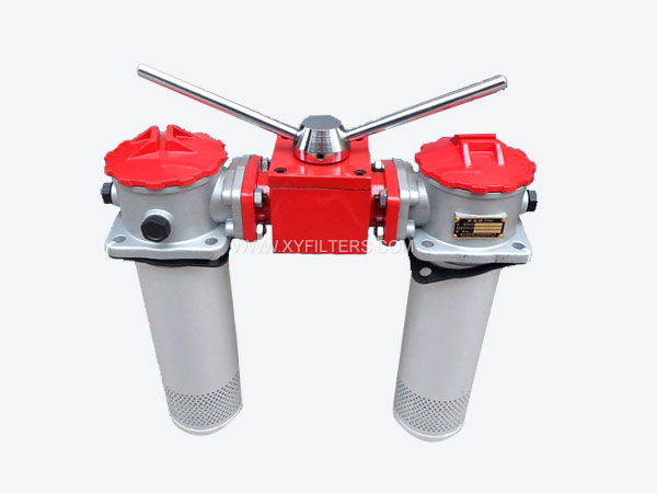 SRFA系列双筒微型直回式回油过