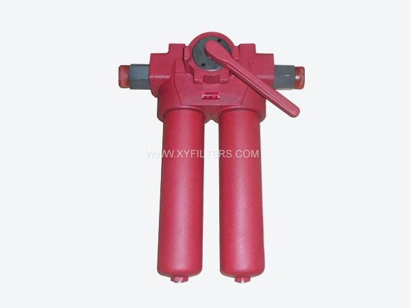 RFD系列贺德克双筒回油过滤器