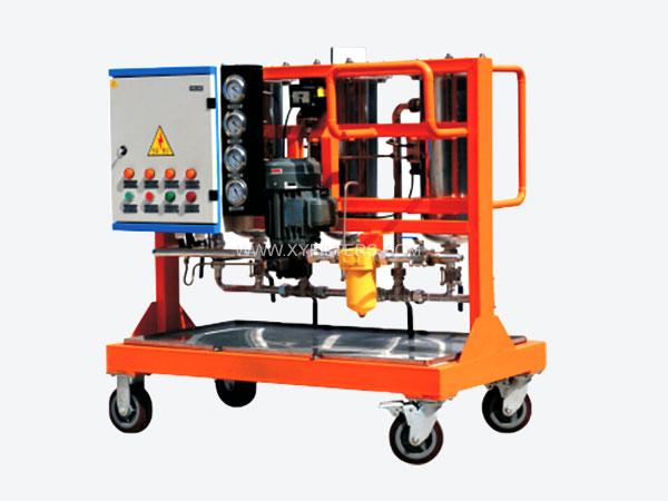 LYC-G系列高固含量油滤油机加油