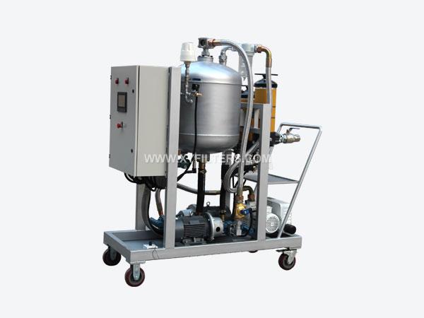HVP-100系列真空净油机油液净化
