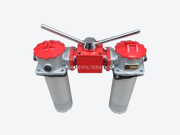 双筒回油过滤器SRFA-160×10F