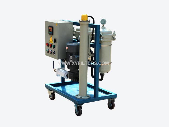 高粘度润滑油滤油机GLYC-50