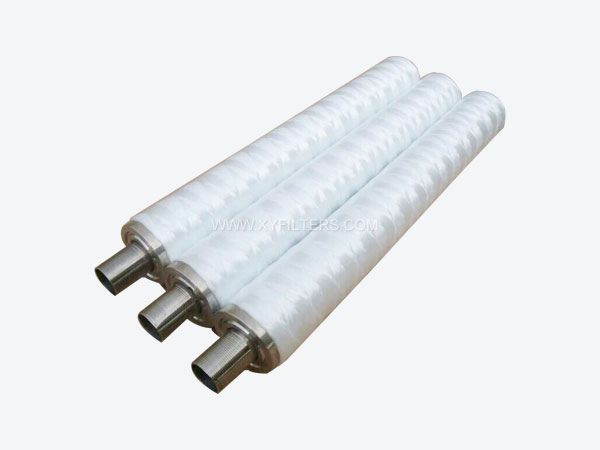 玻璃纤维绕线滤芯