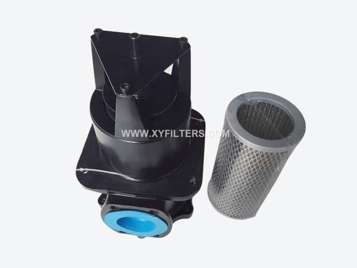 CFF-510*80自封式磁性吸油过滤器