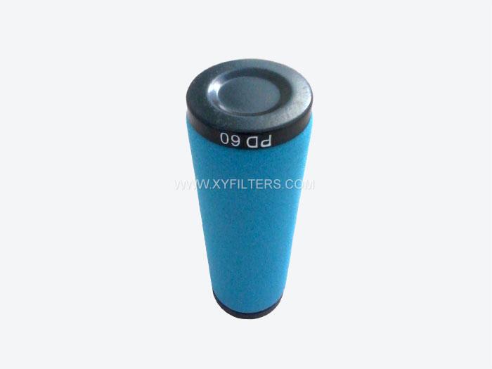 阿特拉斯滤芯DD60-PD60-QD60精密滤