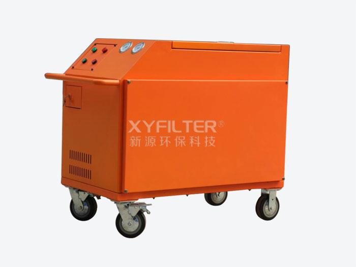 LYC-100CL箱式移动滤油车