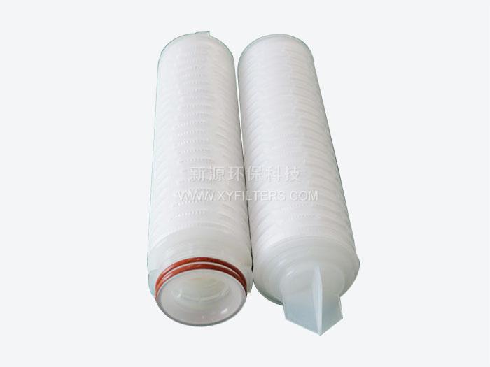 30英寸PP材质微孔折叠滤芯