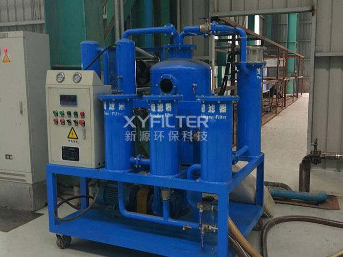 TYA-100润滑油过滤真空滤油机