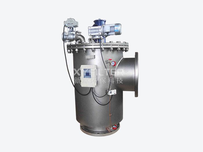 DN500不锈钢自清洗过滤器