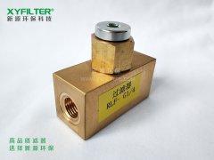 RLF-G1/4过滤器