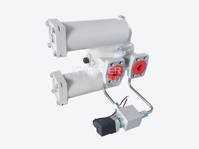 ZNGL01010201引风机双筒过滤器