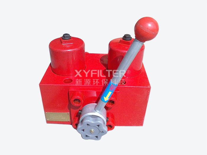 SGF-H30×20F双筒过滤器