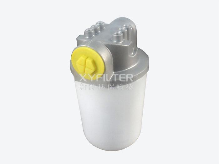 SP-10旋转式管路过滤器