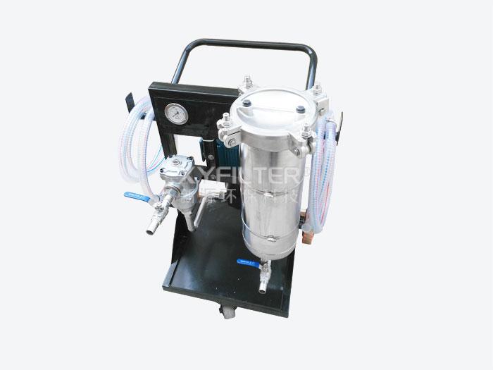 COMO12007移动式高精度滤油机
