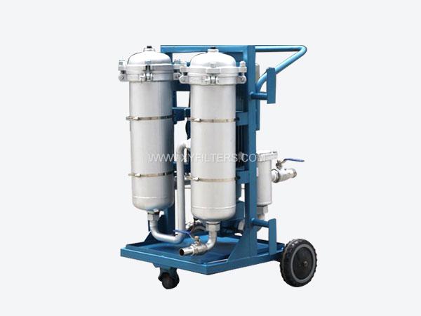 LYC-50B高精度滤油机
