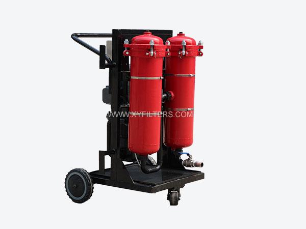 LYC-100B高精度滤油机