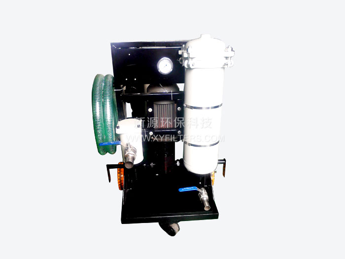 LYC-100A移动式滤油机