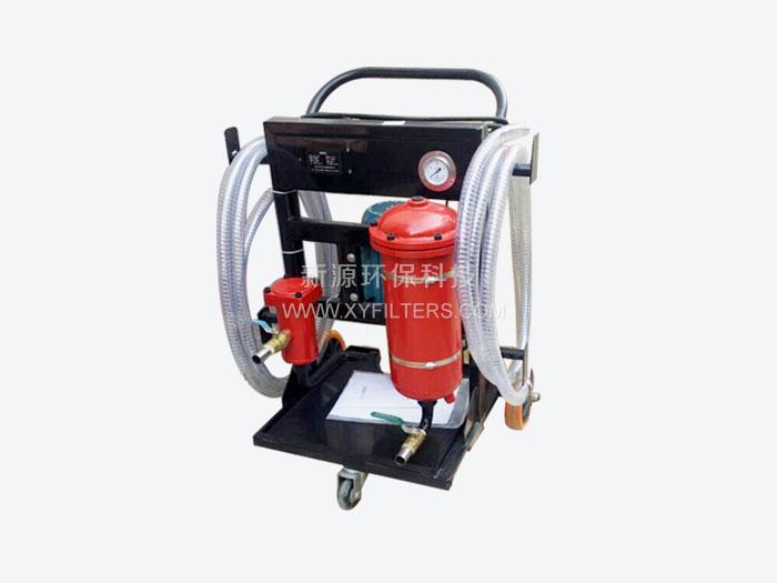 LYC-50A高精度移动式滤油机