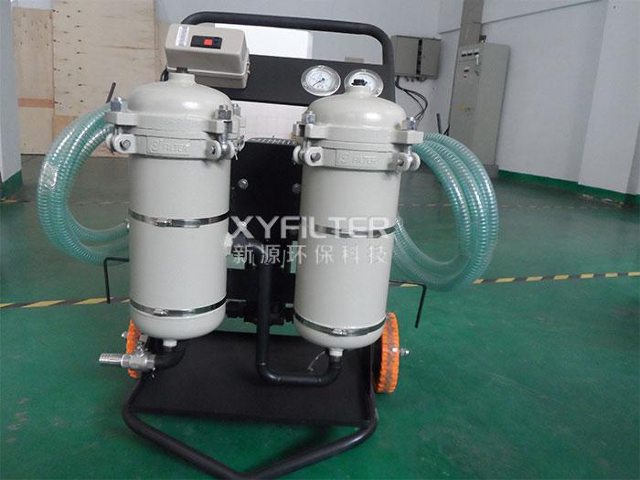 LYC-50B高精度便移式滤油机