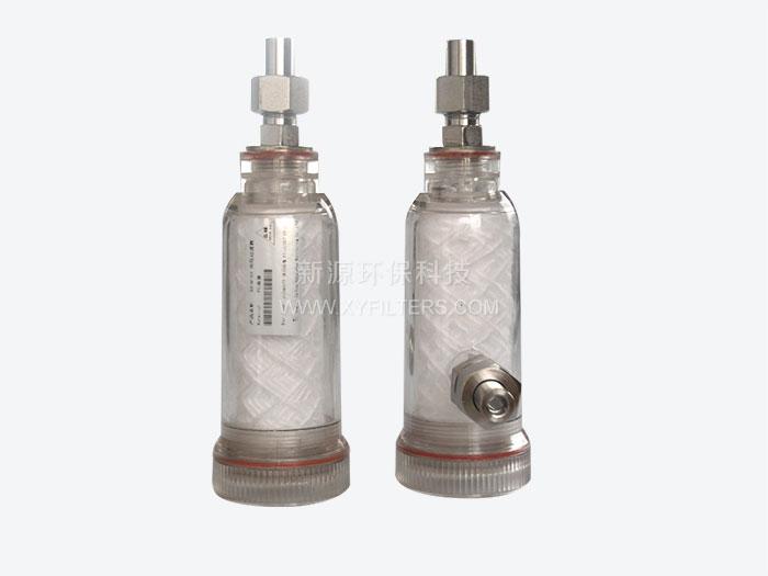 SG-M-6HI低压水样过滤器棉线过滤