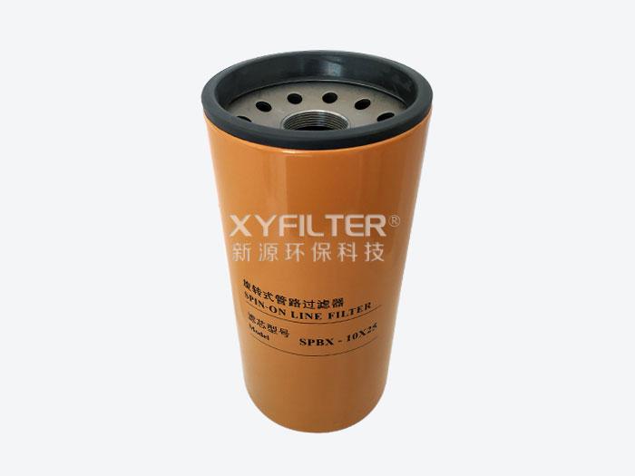 旋转式管路过滤器滤芯SPBX-10