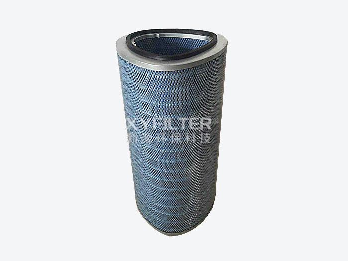 除尘器三角形滤筒P034584-016-1