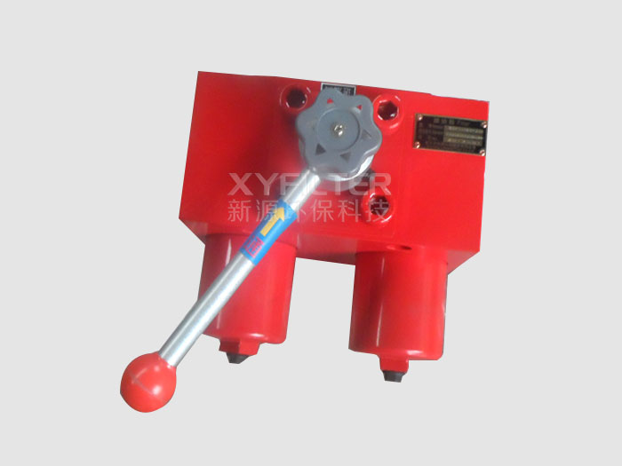 SGF-H60X20C双筒高压管路过滤器
