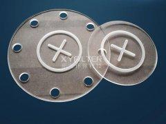 有机玻璃压力容器防爆膜片