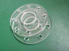 DN100 DN150有机玻璃反渗透防爆膜