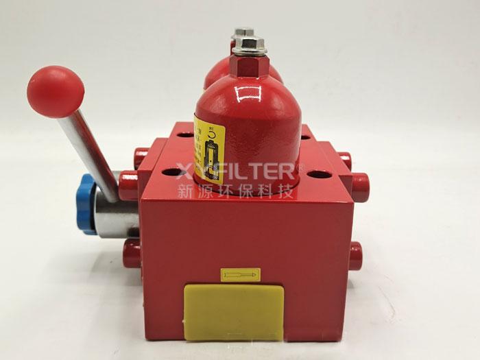 双筒高压过滤器SGF-H60*100